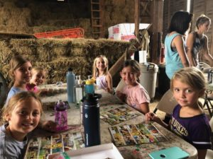 Keezlenutten Farm Summer Day Camp